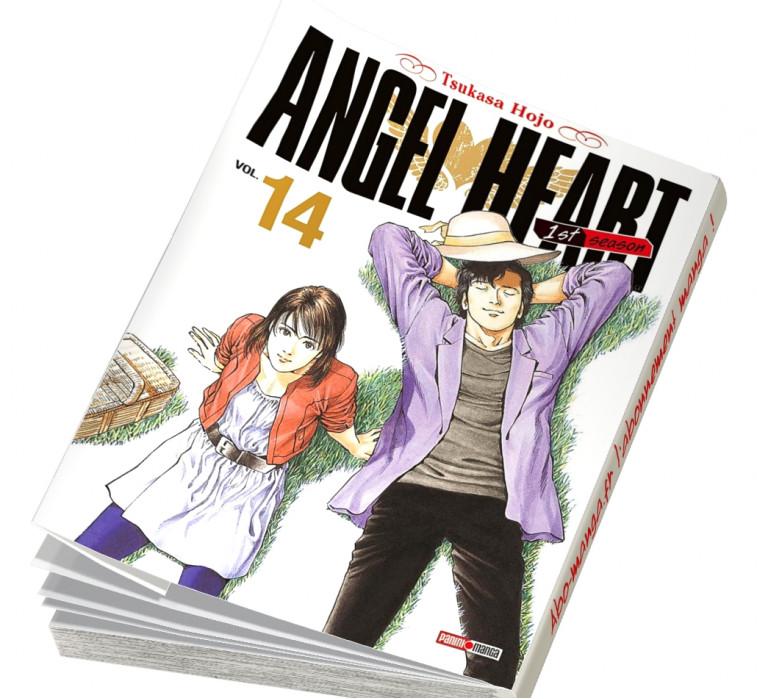 Angel Heart - 1st Season T14