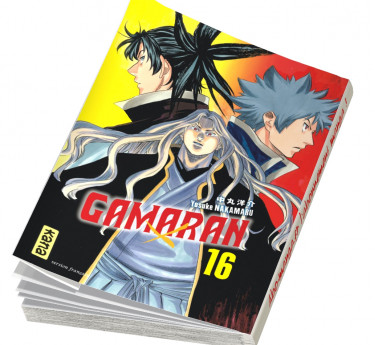 Gamaran Gamaran T16