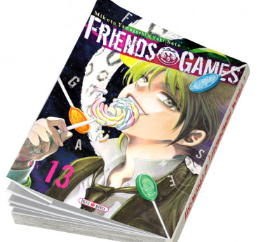 Friends Games Friends Games T13
