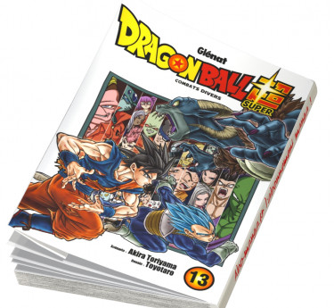 Dragon ball Super Dragon Ball Super T13
