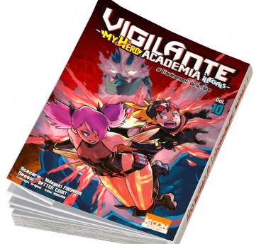 Vigilante - My hero academia Illegals Vigilante - My Hero Academia Illegals T10