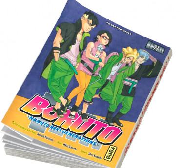 Boruto - Naruto Next Generations Boruto - Naruto Next Generations T11