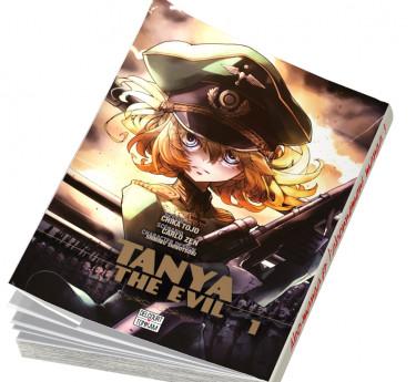 Tanya the Evil Tanya the Evil T01
