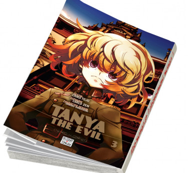 Tanya the Evil Tanya the Evil T03