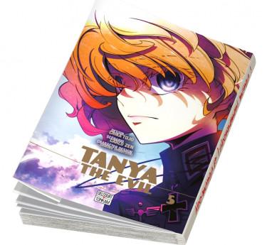 Tanya the Evil Tanya the Evil T05