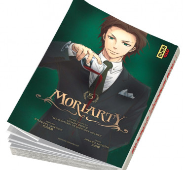 Moriarty Moriarty T05