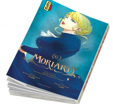 Moriarty Moriarty T06