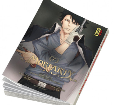 Moriarty Moriarty T07