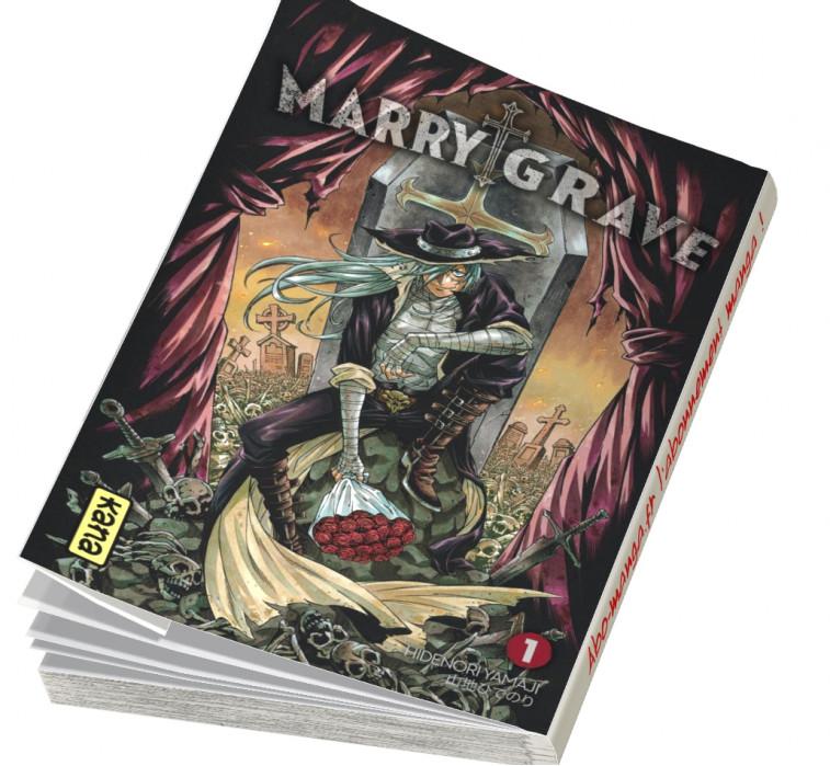 Abonnement Marry Grave tome 1