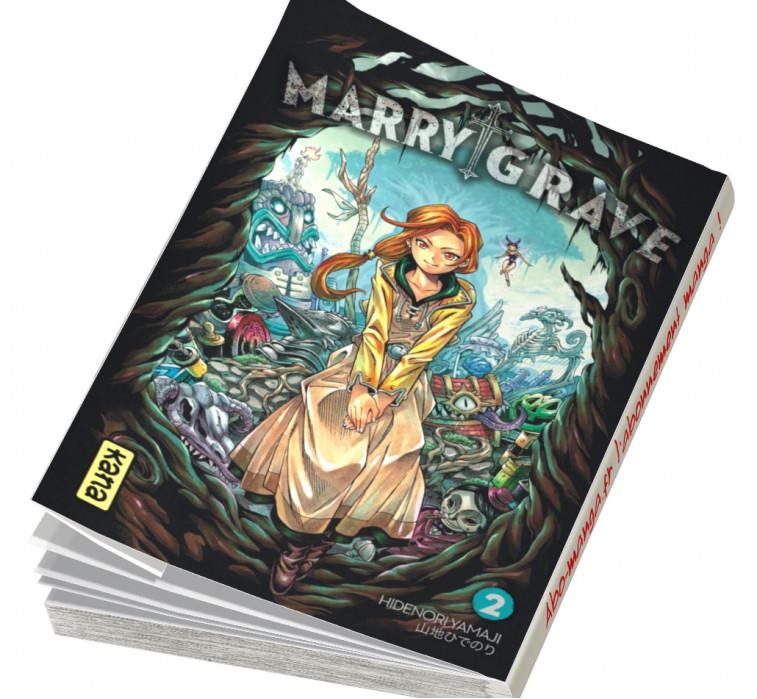 Abonnement Marry Grave tome 2