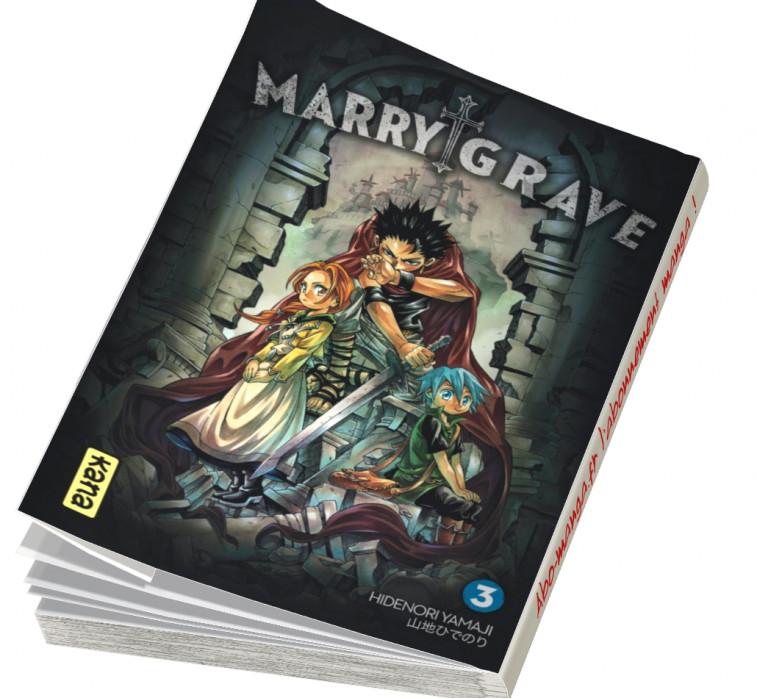 Abonnement Marry Grave tome 3
