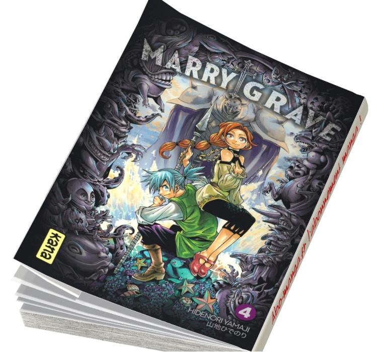 Abonnement Marry Grave tome 4