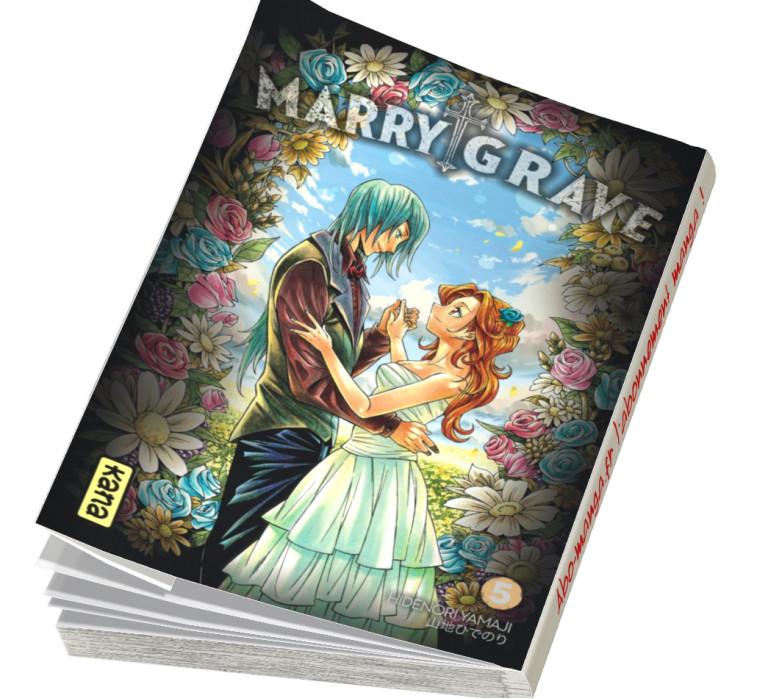 Abonnement Marry Grave tome 5