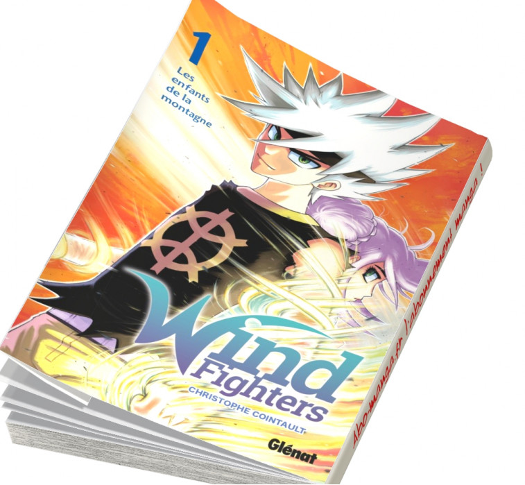 Abonnement Wind Fighters tome 1