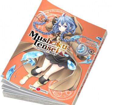 Mushoku Tensei - les aventures de Roxy Mushoku Tensei - Les Aventures de Roxy T04