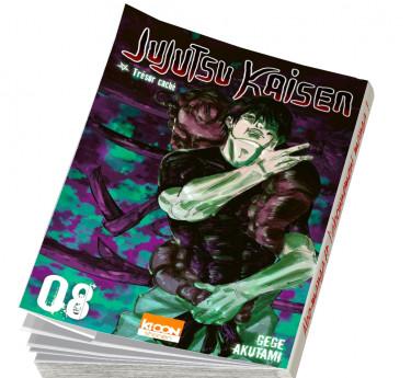 Jujutsu Kaisen Jujutsu Kaisen T08
