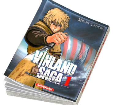 Vinland Saga Vinland Saga T01