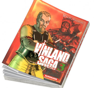 Vinland Saga Vinland Saga T03