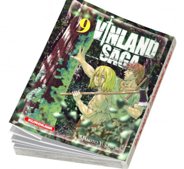 Vinland Saga Vinland Saga T09