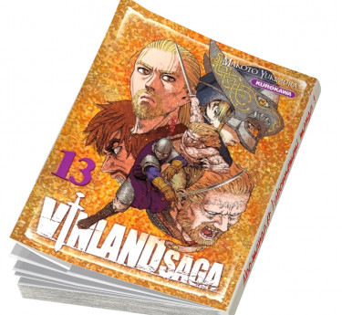 Vinland Saga Vinland Saga T13