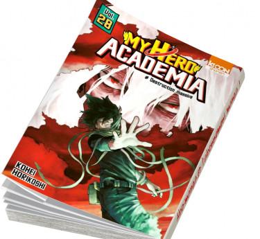My Hero Academia My Hero Academia T28
