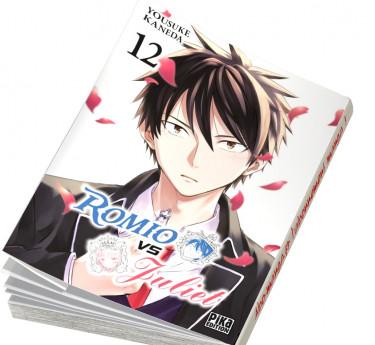 Romio vs Juliet abonnement manga Romio vs Juliet T12