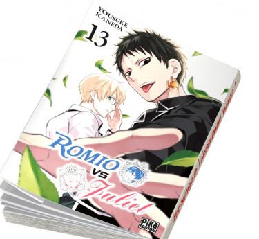 Romio vs Juliet abonnement manga Romio vs Juliet T13