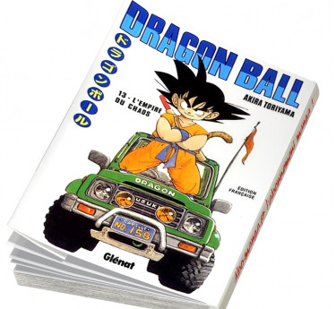 Dragon Ball Dragon Ball T13