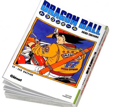 Dragon Ball Dragon Ball T17
