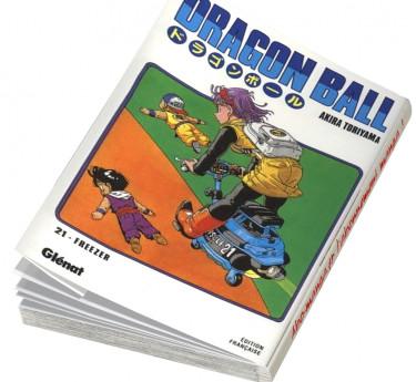 Dragon Ball Dragon Ball T21