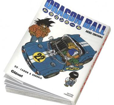 Dragon Ball Dragon Ball T22