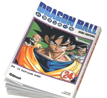 Dragon Ball Dragon Ball T24