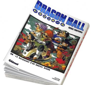 Dragon Ball Dragon Ball T36