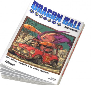 Dragon Ball Dragon Ball T39