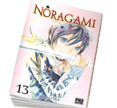 Noragami Abonnement manga Noragami T13