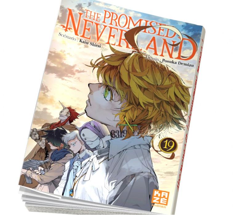 S'abonner au manga The Promised Neverland T19