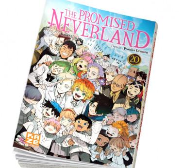 The Promised Neverland The promised neverland T20 dernier tome