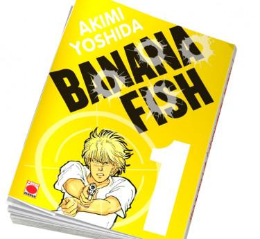 Banana Fish S'abonner manga Banana Fish T01