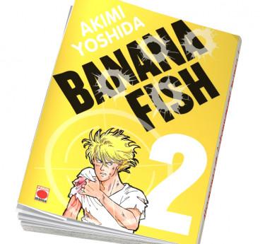 Banana Fish Abonnement manga Banana Fish T02