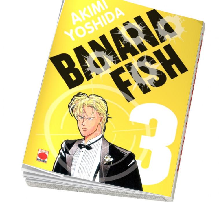 Abonnement manga Banana fish Tome 3