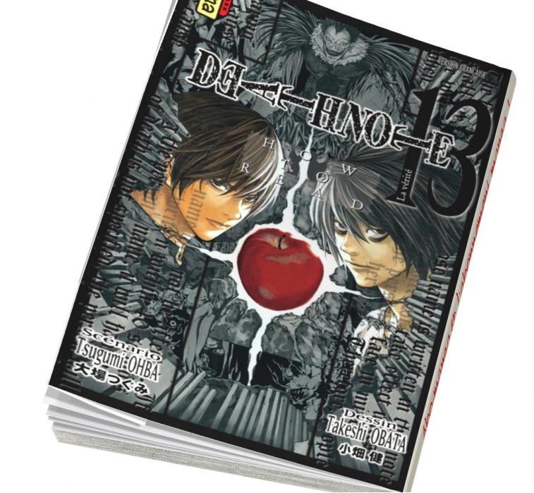 Abonnement manga Death Note T13