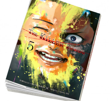 The killer inside Abonnement manga The Killer Inside T05