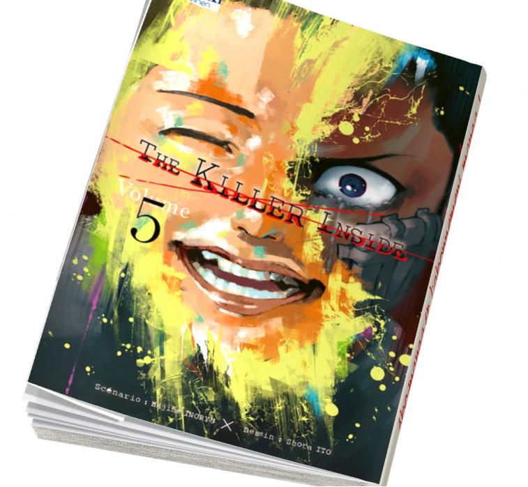 Abonnement manga The Killer Inside T05
