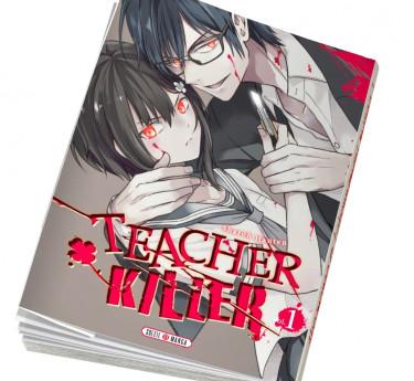 Teacher killer Abonnement manga Teacher killer T01