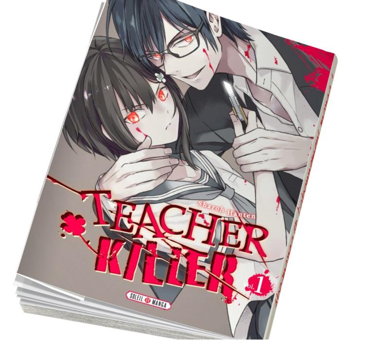 Abonnement manga Teacher killer T01