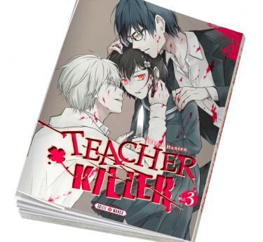 Teacher killer Abonnement manga Teacher killer T03