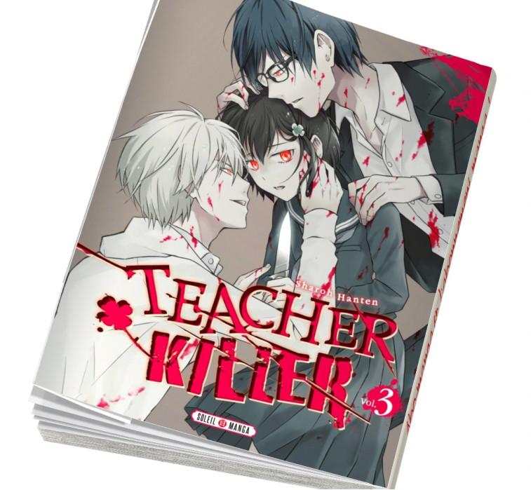 Abonnement manga Teacher killer T03