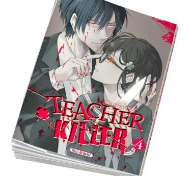 Teacher killer Abonnement manga Teacher killer T04