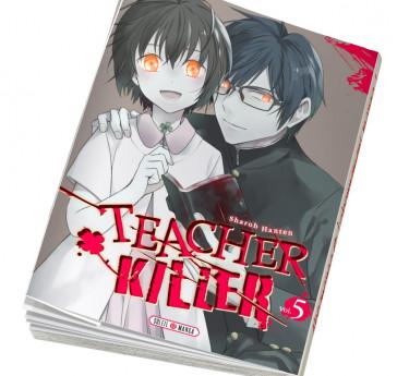 Teacher killer Abonnement manga Teacher killer T05