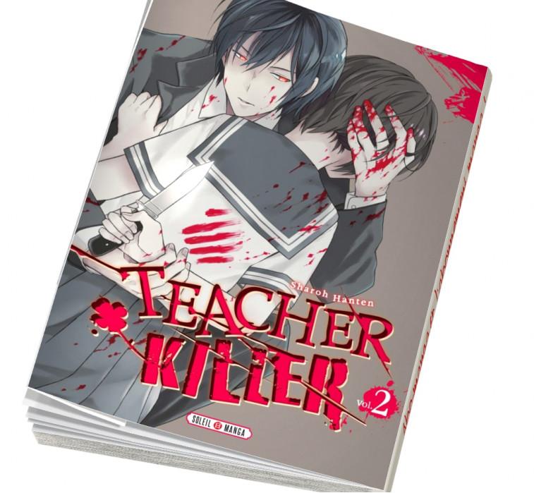 S'abonner au manga Teacher Killer T02
